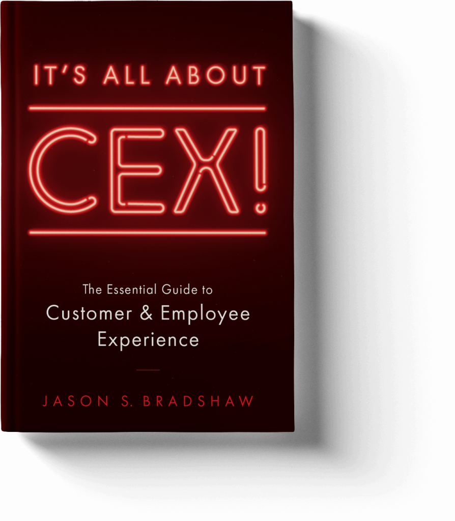 It's all about CEX book