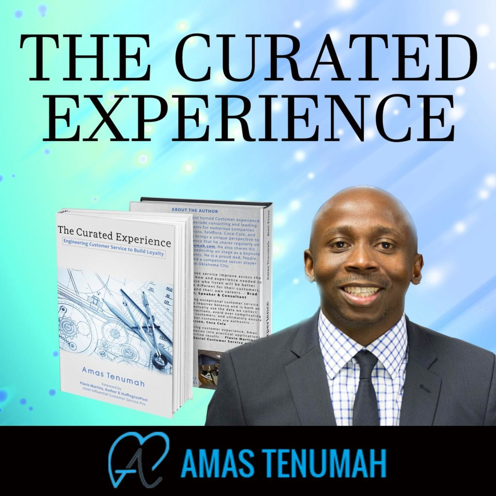 Jason S Bradshaw joins the Curated Experience Podcast
